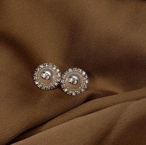 Christian Dior Re purposed Pearl Earrings